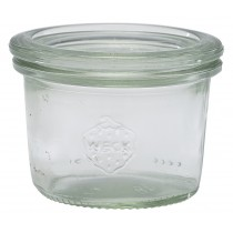 Weck Mini Jar & Lid 8cl/2.8oz