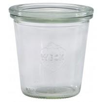 Weck Jar & Lid 29cl/10.2oz 8cm Dia