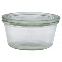 Weck Jar & Lid 29cl/10.2oz 10cm Dia