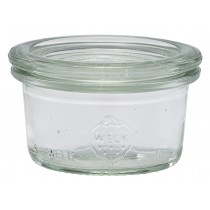 Weck Mini Jar & Lid 5cl/1.75oz