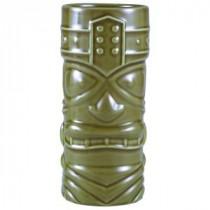 Berties Green Tiki Mug 40cl/14oz
