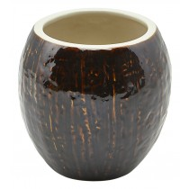 Genware Coconut Tiki Mug 50cl-17.5oz