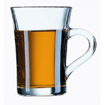 Arcoroc Bock Clear Tea Mug 23cl/8oz