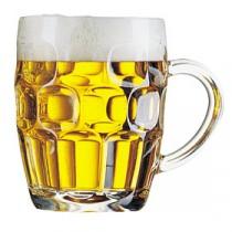 Arcoroc Britannia Dimple Beer Tankard 58cl/20oz CE