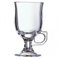 Arcoroc Handled Irish Coffee Glass 23cl/8oz