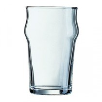 Arcoroc Nonic Beer Glass 34cl/12oz LCE 10oz