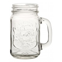Utopia Alabama Handled Jar 17.5oz/48cl