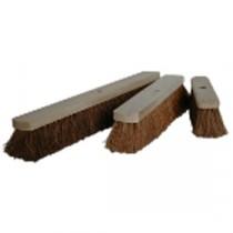 Berties Soft Bristle Broom & Stale 600mm