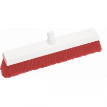 SYR Interchange Soft Broomhead Red 300mm