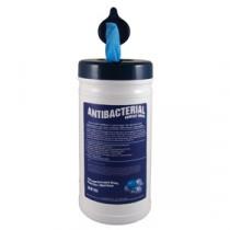 Berties Antibac Sanitising Surface Wipes 190x210mm