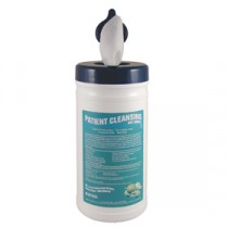 Berties Antibac Sanitising Hand and Skin Wipes 176x250mm