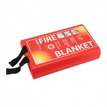 Berties Fire Blanket 1.2x1.2m