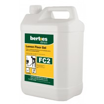 Berties FC2 Lemon Floor Gel Maintainer