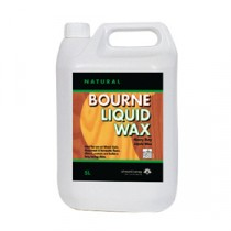 Bourne Traffic Wax Liquid 5L (wood floors)