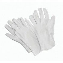 Berties Cotton Gloves White