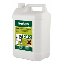 Berties HA2 Multi Surface Cleaner 5L