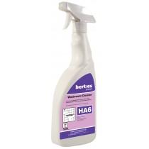 Berties HA6 Washroom Cleaner