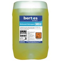 Berties MD2 Automatic Dishwash Detergent