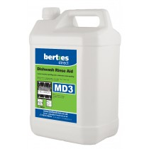 Berties MD3 Automatic Rinse Aid
