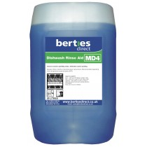Berties MD4 Automatic Rinse Aid