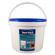 Berties MD20 Tea & Coffee Stain Remover