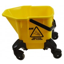 SYR TC20 Mop Bucket Yellow 20Ltr