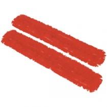 Berties V Sweeper Head Sleeve Red 102cm