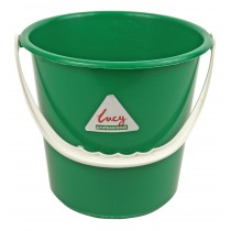 Berties Round Bucket Green 9Ltr