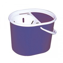 Berties Standard Oval Mop Bucket Blue 15Ltr