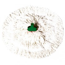 SYR Interchange Mini Mop Green 14""