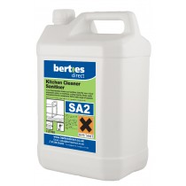 Berties SA2 Kitchen Cleaner Sanitiser