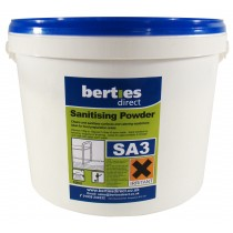 Berties SA3 Kitchen Sanitising Powder