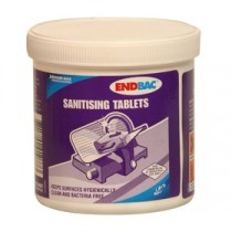 EndBac Food Safe Sanitiser Tablets