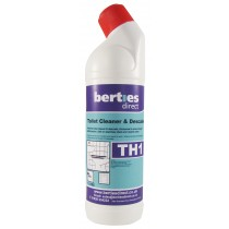 Berties TH1 Toilet Cleaner & Descaler