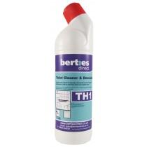 Berties TH1 Toilet Cleaner & Descaler