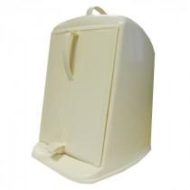 Berties Pedal Bin Maize 15L