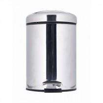 Berties Stainless Steel Pedal Bin 3L