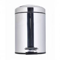 Berties Stainless Steel Pedal Bin 5L