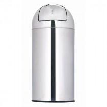 Berties Stainless Steel Bullet Bin 40L