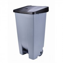 Berties Plastic Waste Container 80L Wheeled