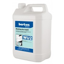 Berties WU2 Washing Up Liquid