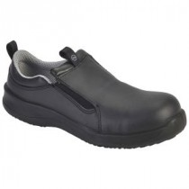 Toffeln Safety Lite Slip on Shoe Size 4