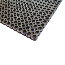 Berties Anti-Slip Rubber Floor Mat 1000x1500x23mm