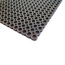 Berties Anti-Slip Rubber Floor Mat 1000x1500x23mm