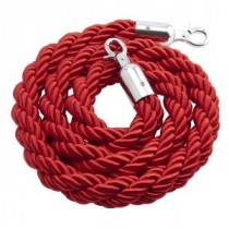 Berties Barrier Rope Red 1.5m