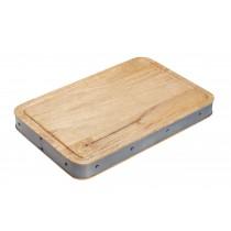 Kitchencraft Mango Wood Butchers Board 490x330mm