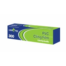 Caterwrap Cling Film 300mmx300m/12""