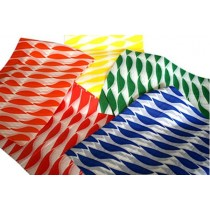 Berties Burger Wrap Yellow 250x320mm (2000 Sheets)