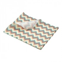 Berties Greaseproof Paper Chevron Print 25x20cm