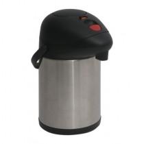 Genware Pump Pot Vacuum Jug 5L